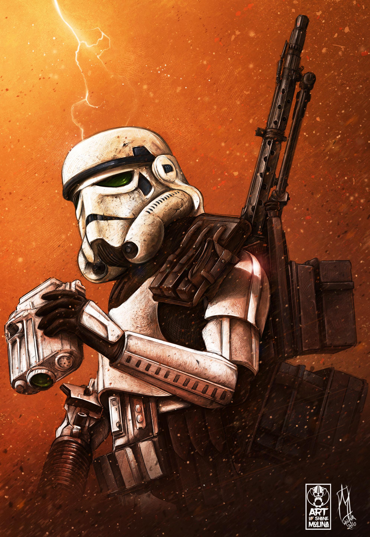 The Sandtrooper