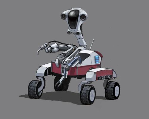 Tom miller robot welder fixer