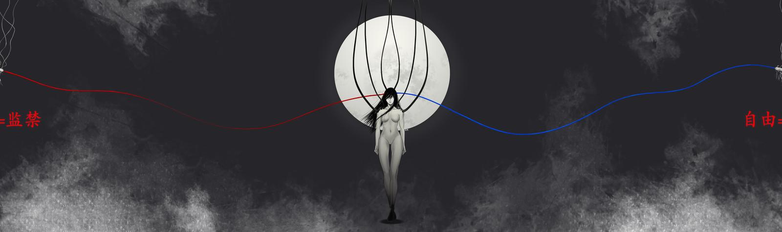 Cyberpunk Girl by hugo matilde