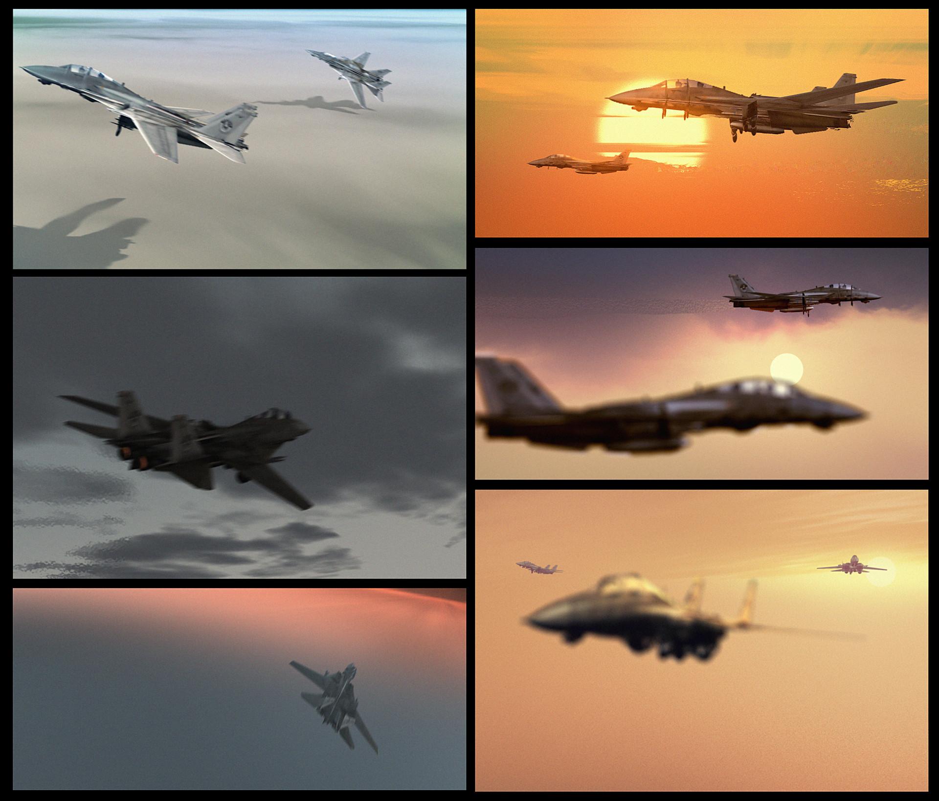 Nicodemus john mattisson planes