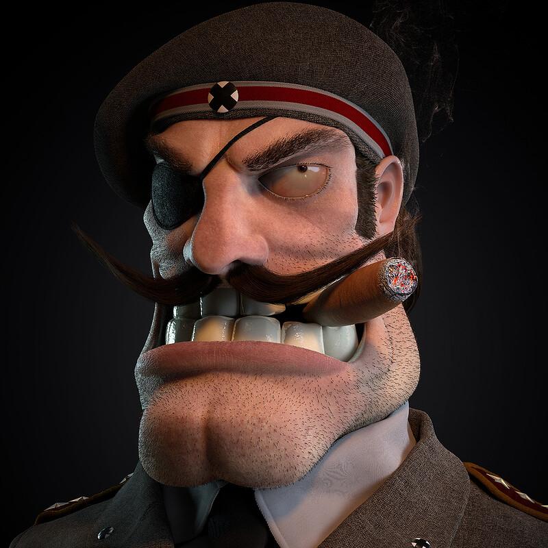 Metal Slug Commander