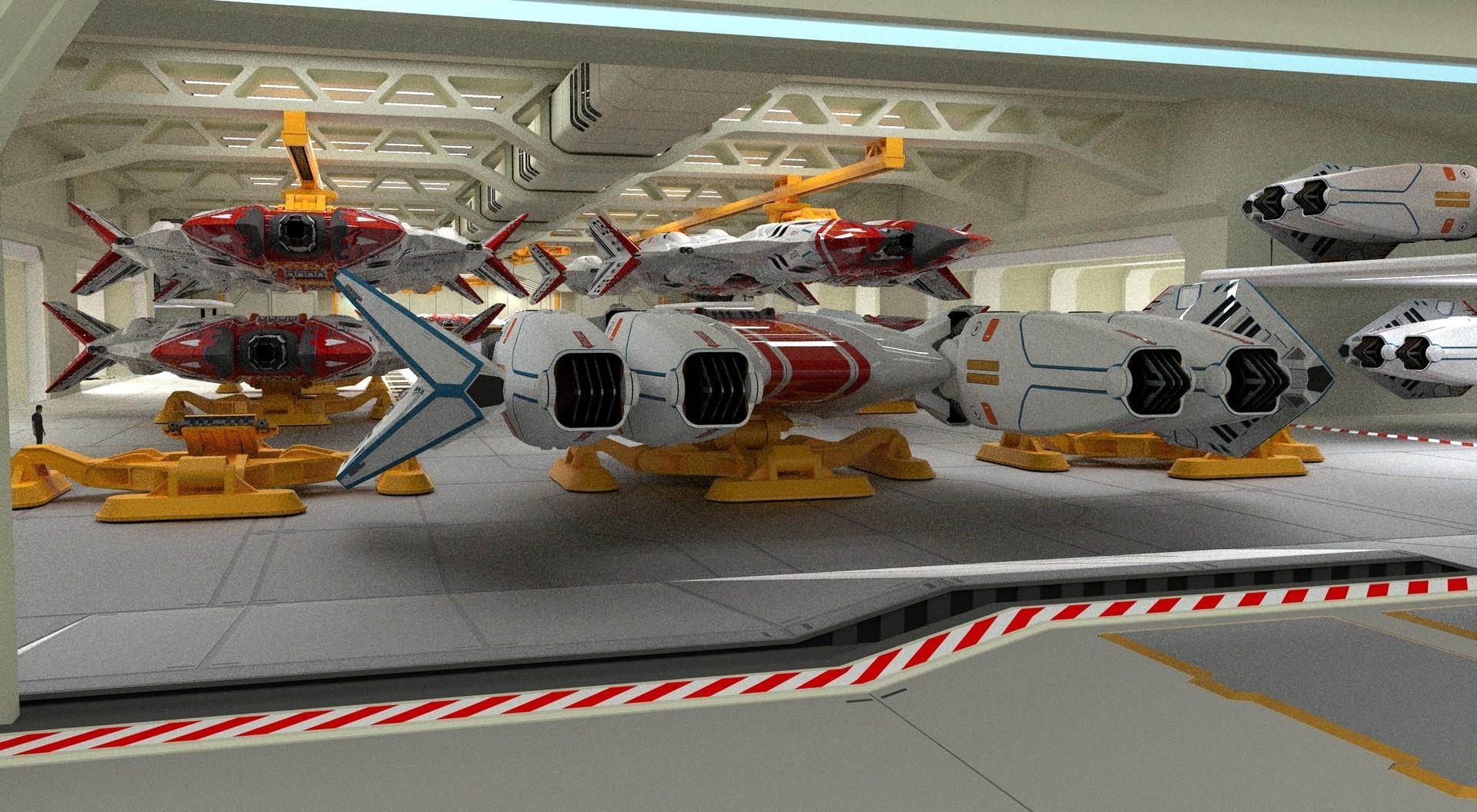 Joachim sverd meridian dorsal hangar bay