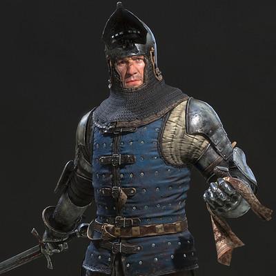 Petr sokolov artpity knight lp beauty