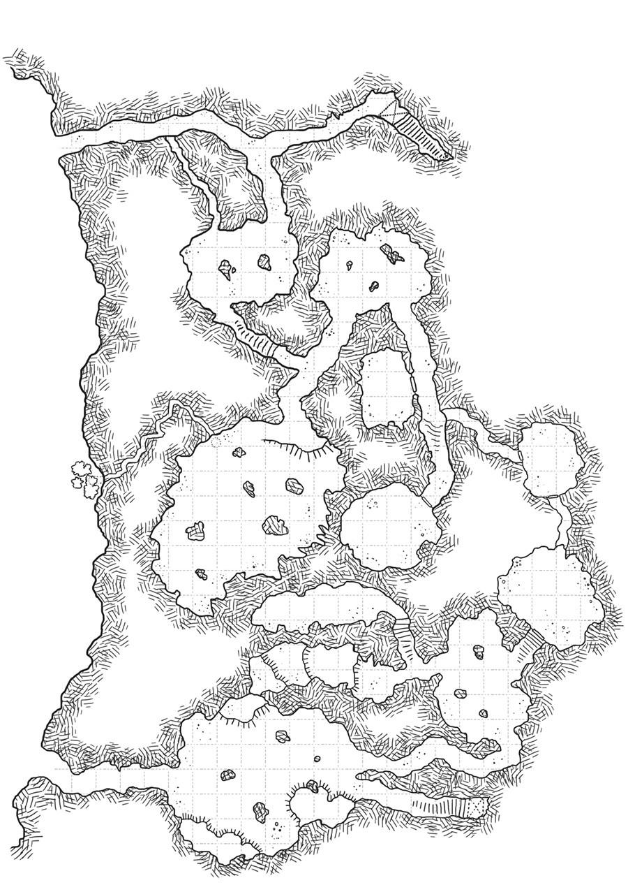 Dan ramos mapa forte 04 goblins