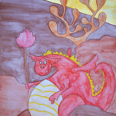 Audrey schindler raymond le dragon