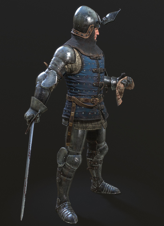 Petr sokolov artpity knight lp right