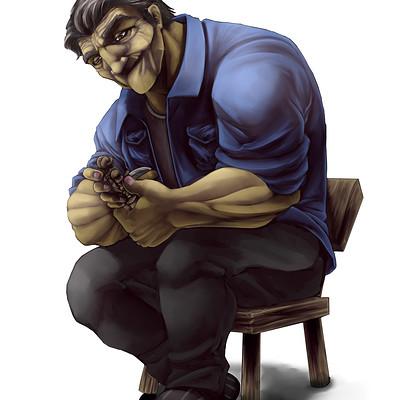 Alejandro castillo mr finger2
