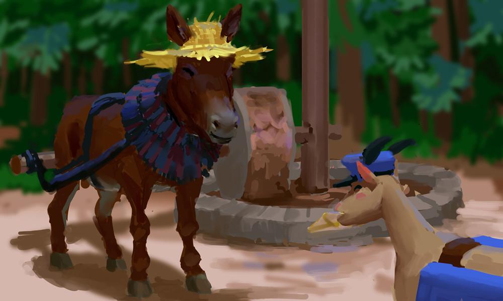 Devin platts mule grind