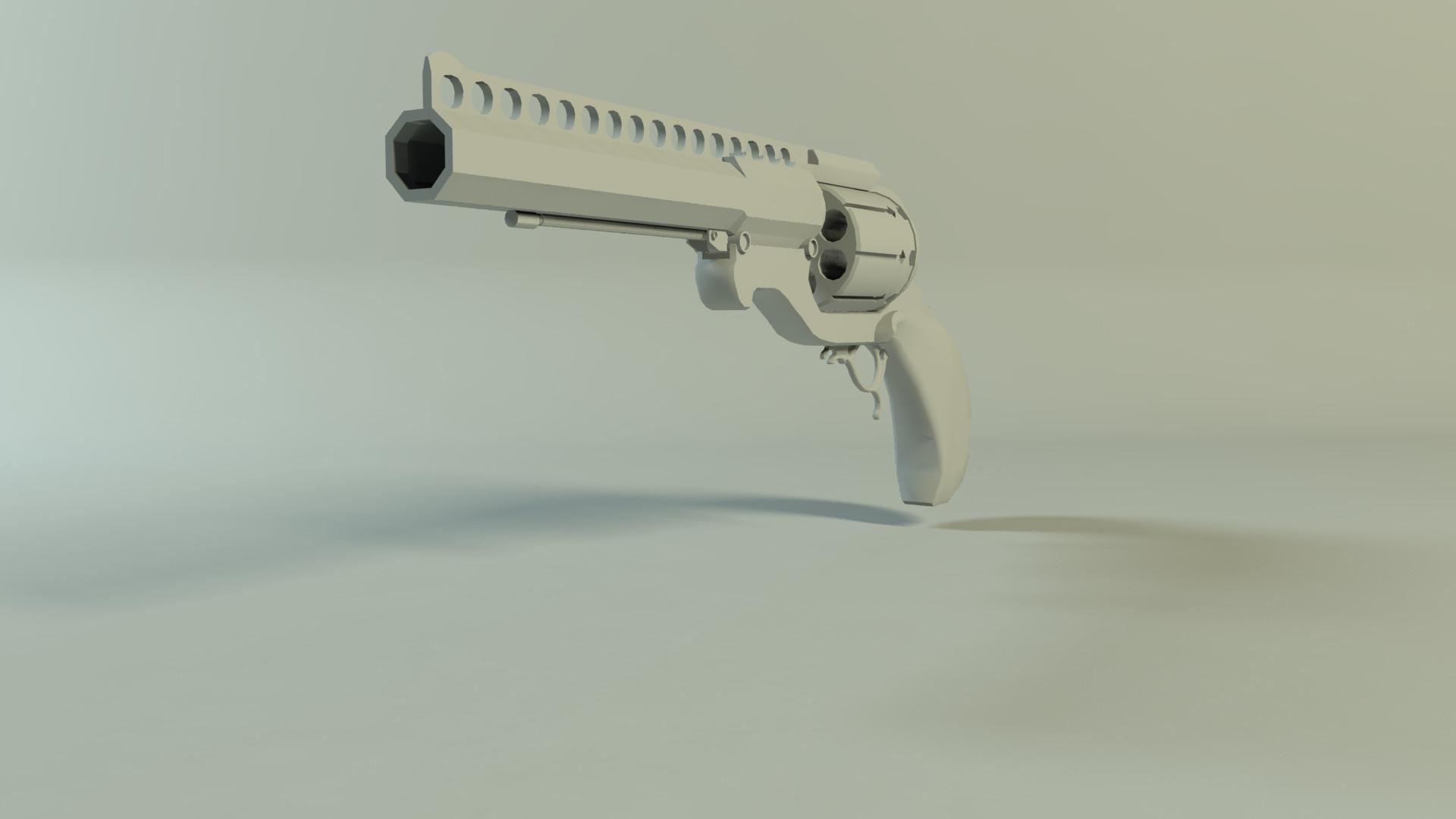 Mugisha monga pistol lp render 01