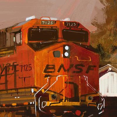 Elijah mcneal trains