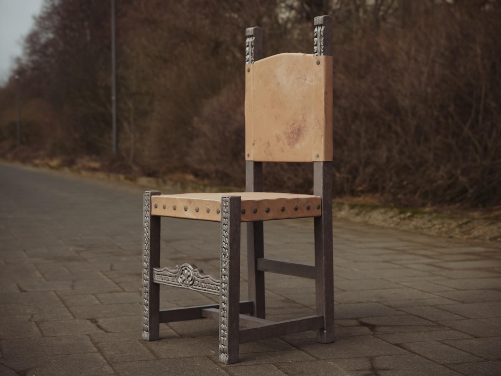Luis santander castillan chair 1