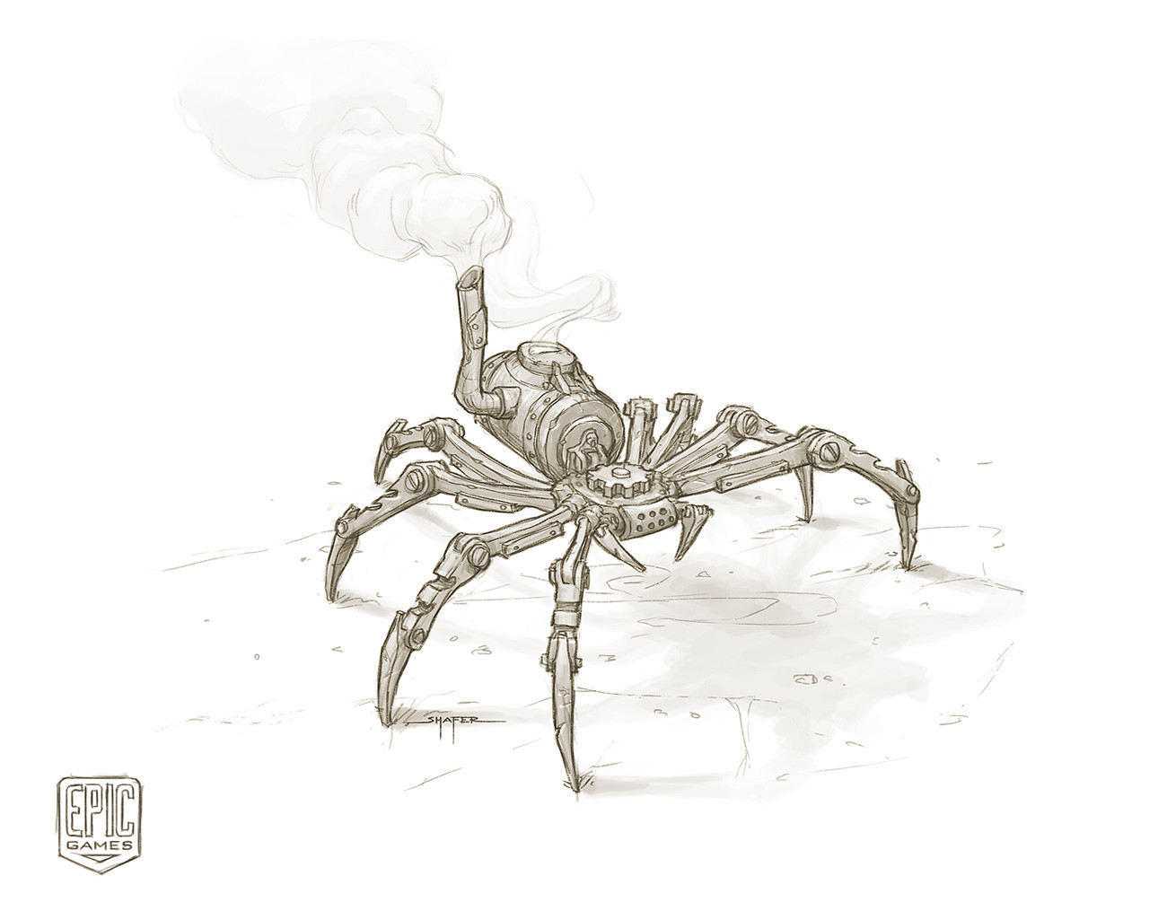 Ben shafer robospiderling 1 1