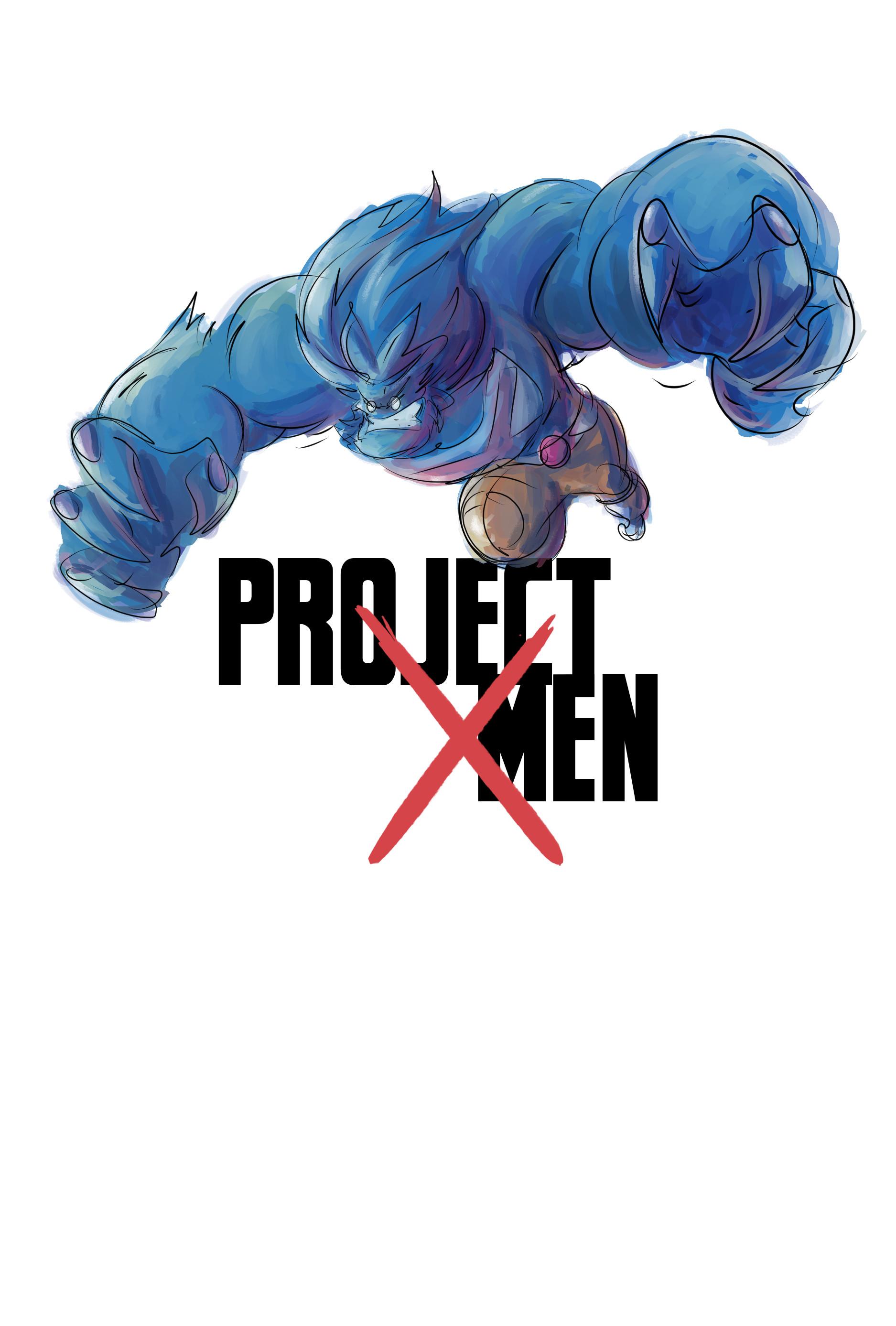 Rashx doucet projectxmen beast