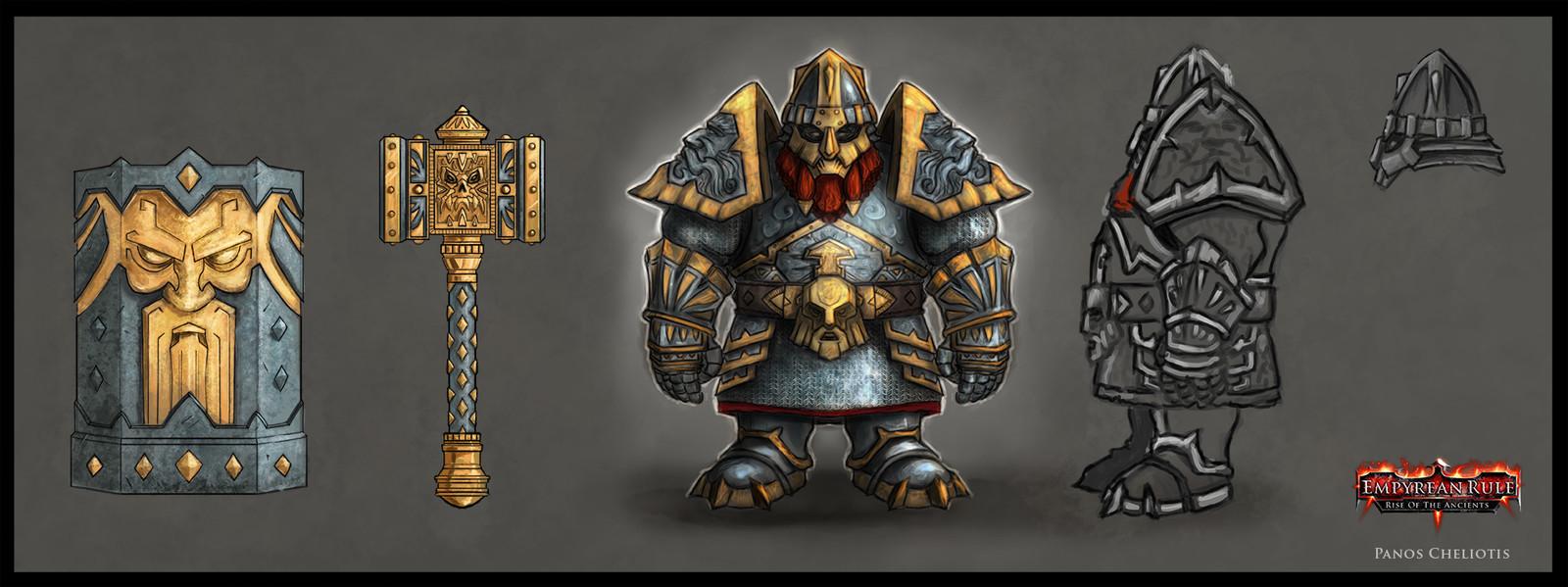 Dwarf Unit Concept