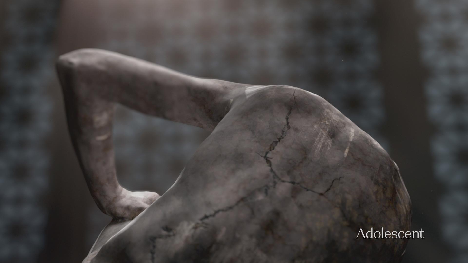ArtStation - Netflix / Roman Empire: Reign of Blood, Anthony