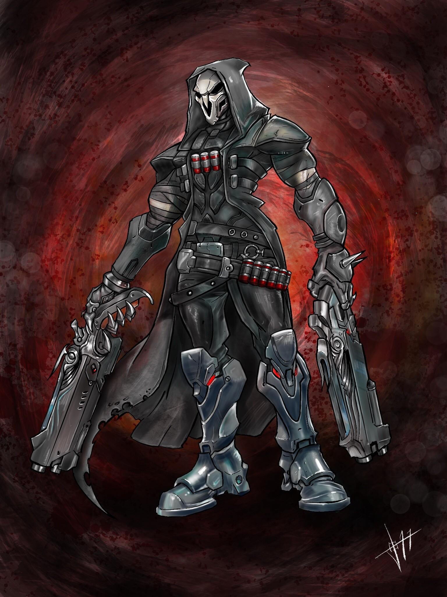 Jose moratalla reaper