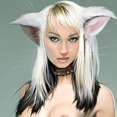 Oliver wetter neko catwoman