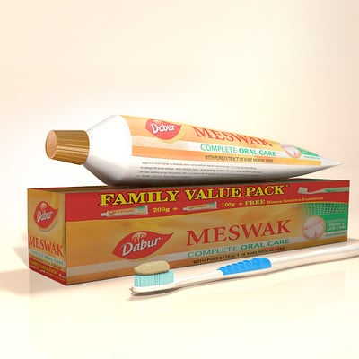 Rajesh sawant meswak tube