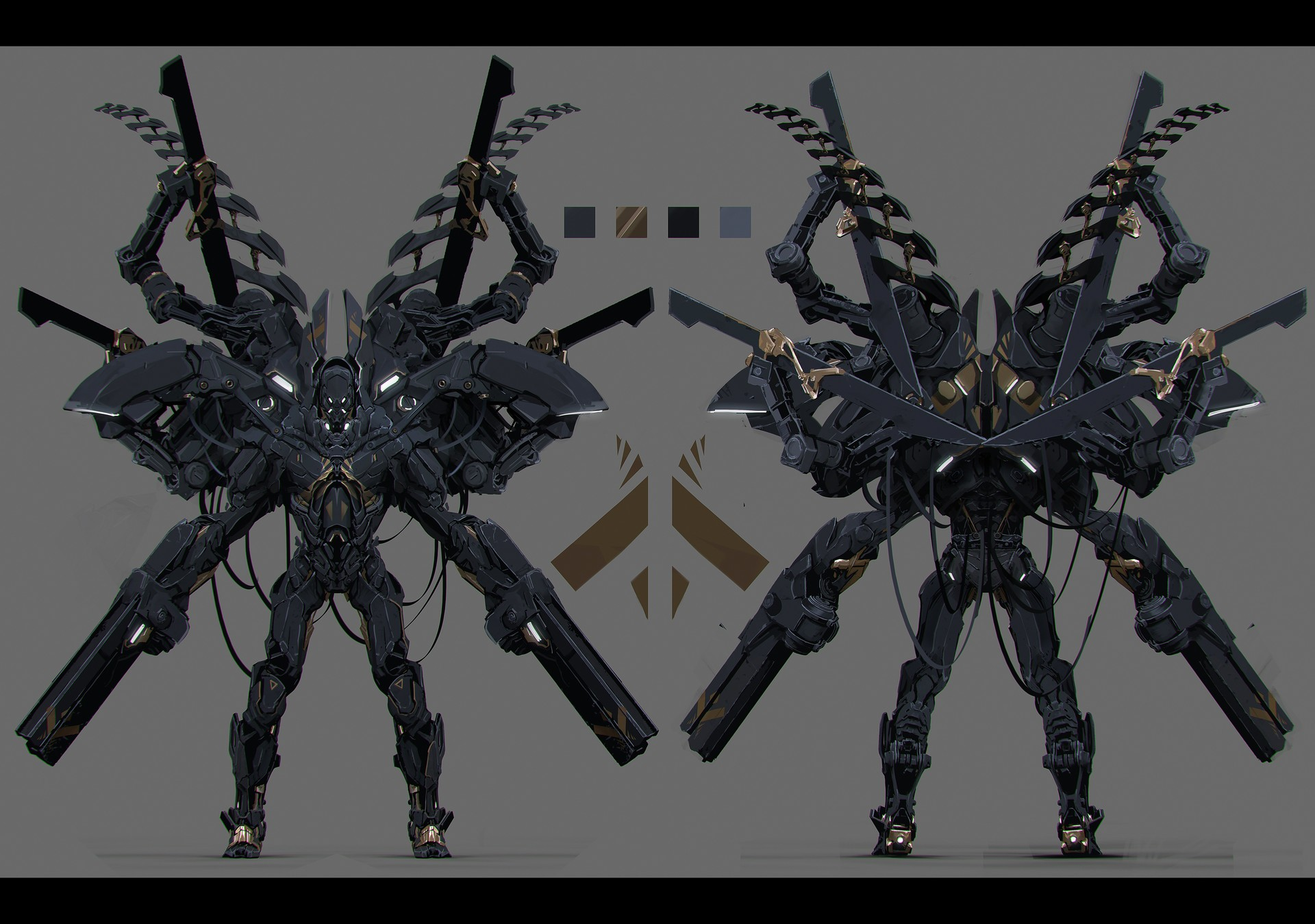 Denys tsiperko concept rough 8