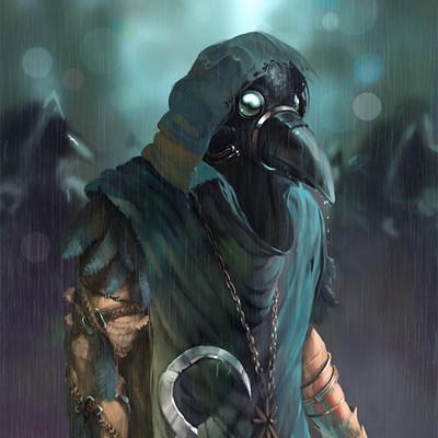 Gareth keenan crow