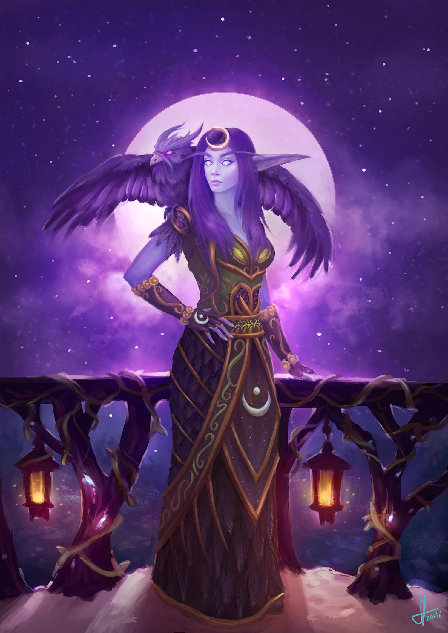 Night elf female