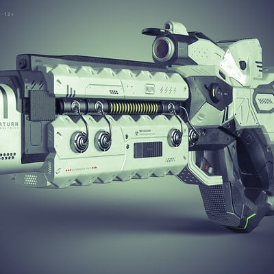 Snehal s gopal white gun 05 angled