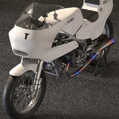 Ying te lien test bike 03b