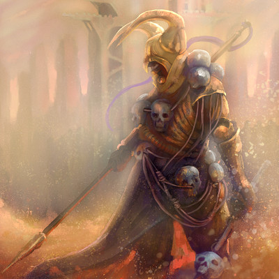 Lorenn tyr faccion cuerno guerrerafin