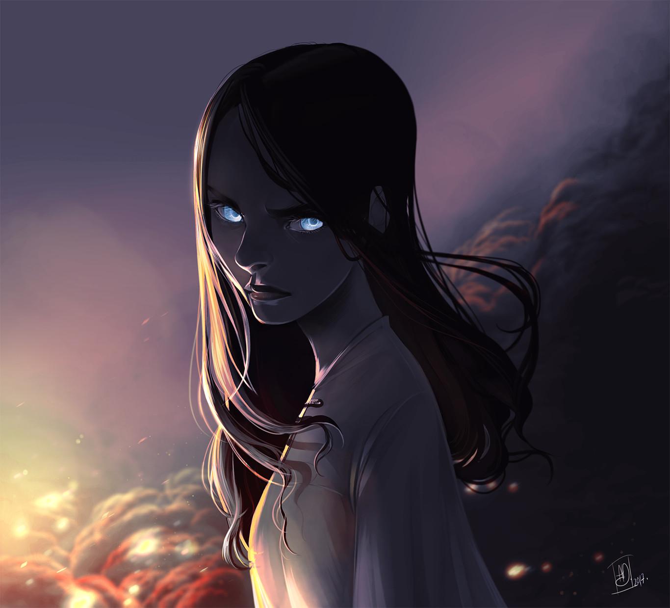Annie doyon burn