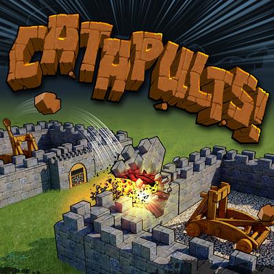 Matt olson catapults cover