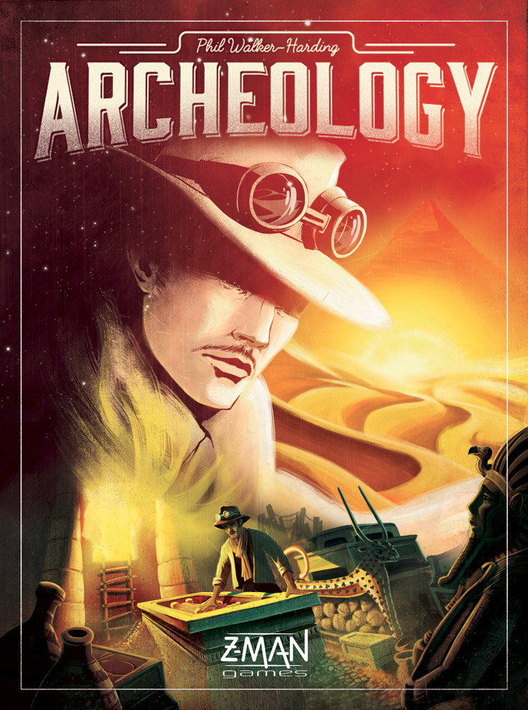 final cover for Archaeology: the new expedition