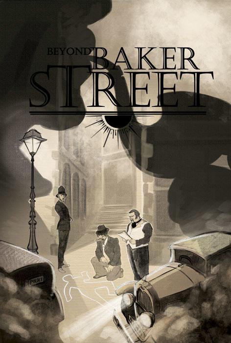cover art beyond baker street sketch4