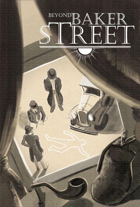 cover art beyond baker street sketch2