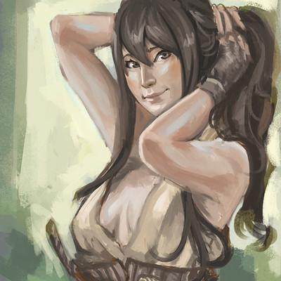 Olie boldador sketch423