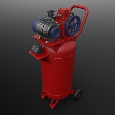 Andrew moore compressor 1