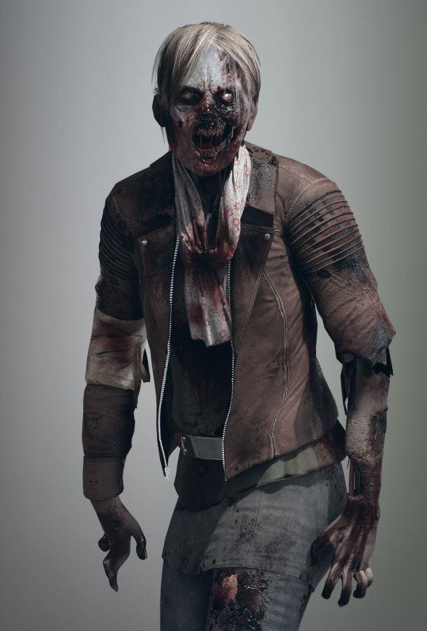 Michael weisheim beresin zombie female 2