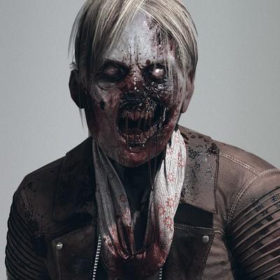 Michael weisheim beresin zombie female 4