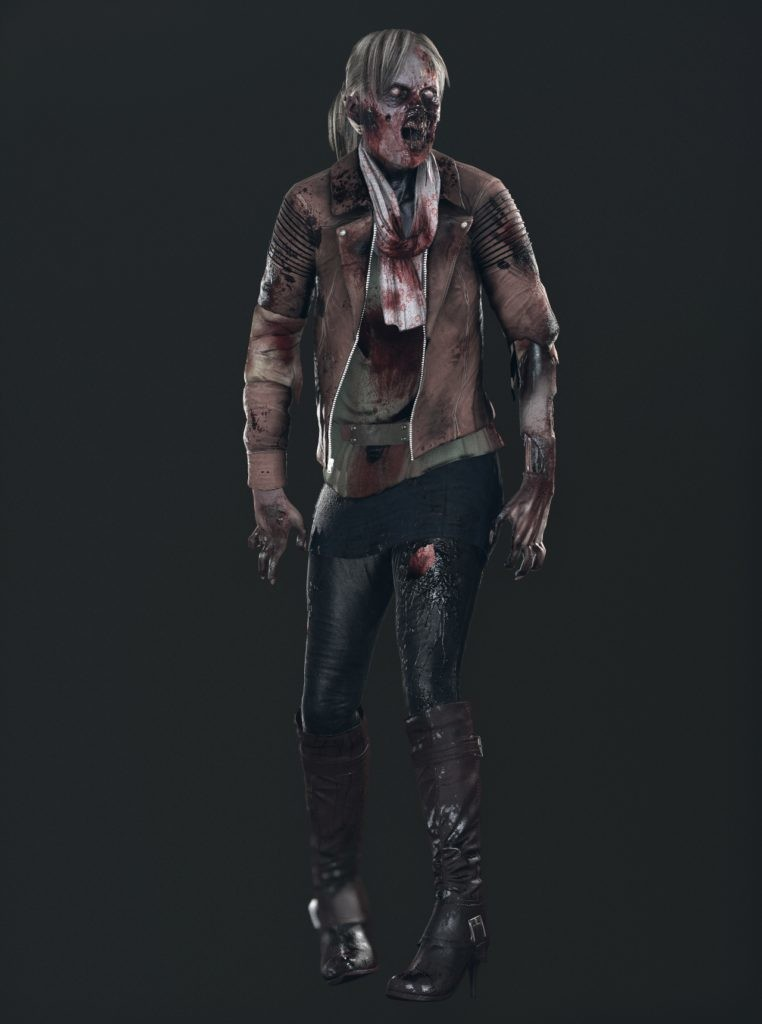 Michael weisheim beresin zombie female 6