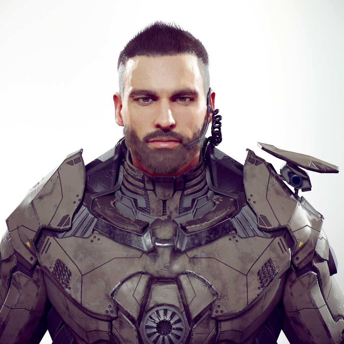 Michael weisheim beresin scifi soldier 9