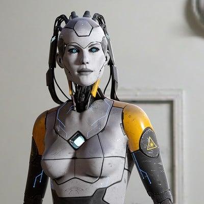 Michael weisheim beresin robot woman 12