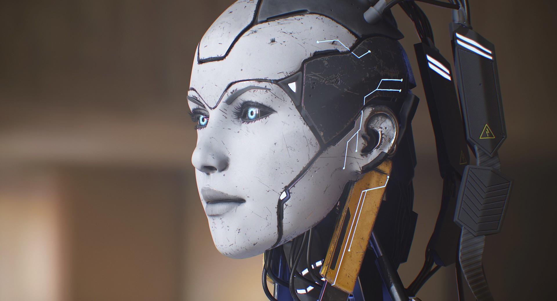 Michael weisheim beresin robot woman 2