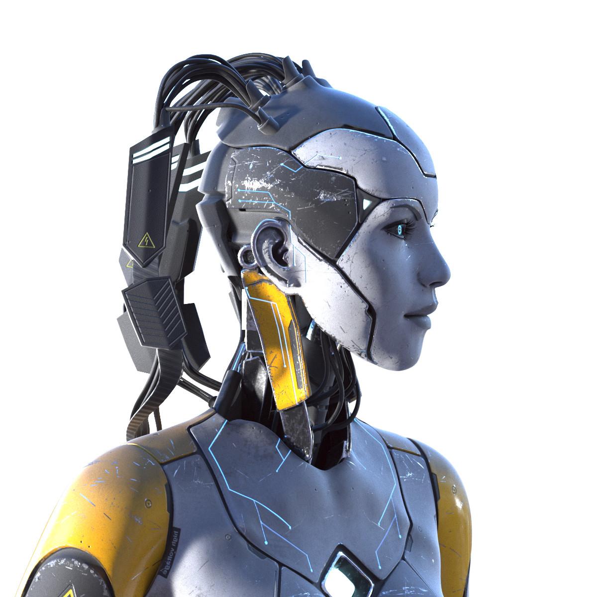 Michael weisheim beresin robot woman 1