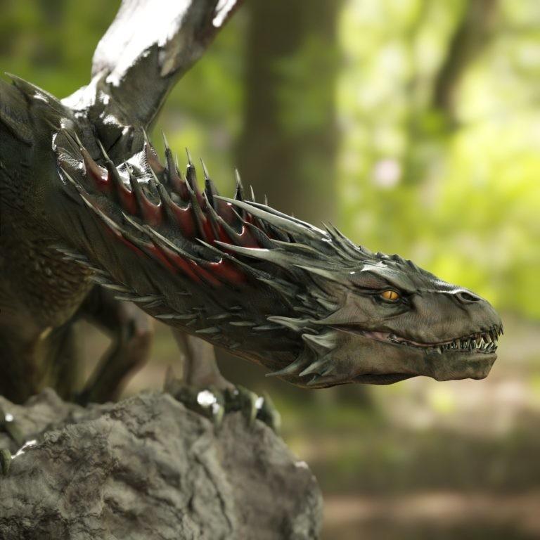 Michael weisheim beresin dragon l 2