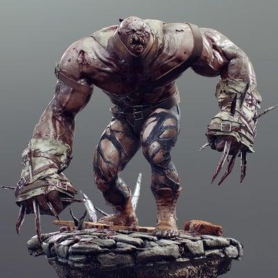 Michael weisheim beresin zombi tank 1