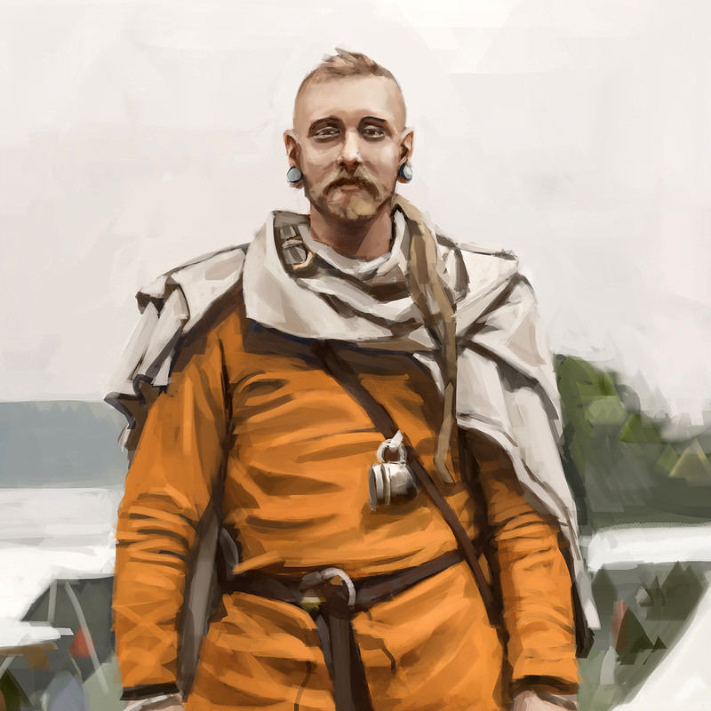 Viking Painting