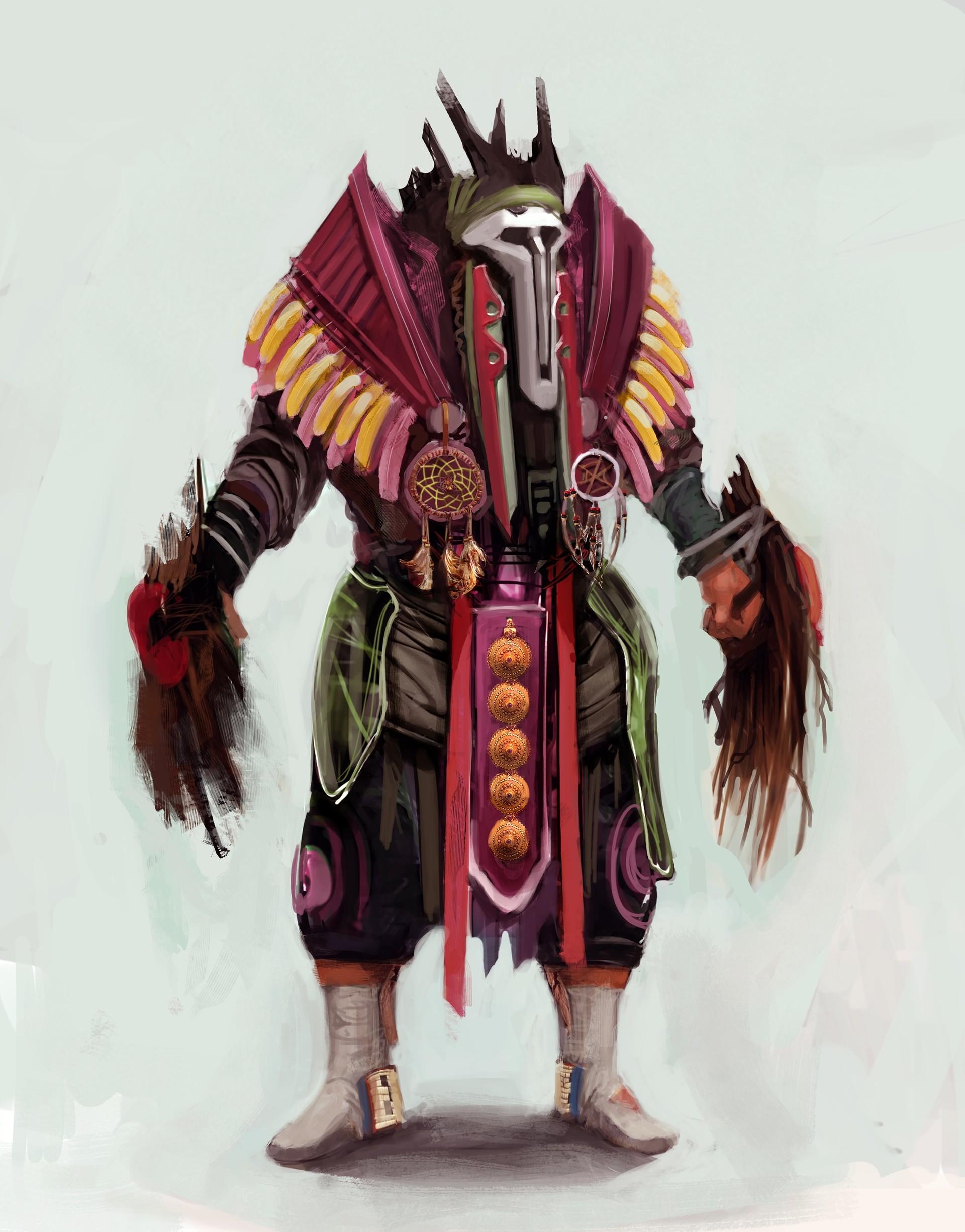 Michael weisheim beresin shaman