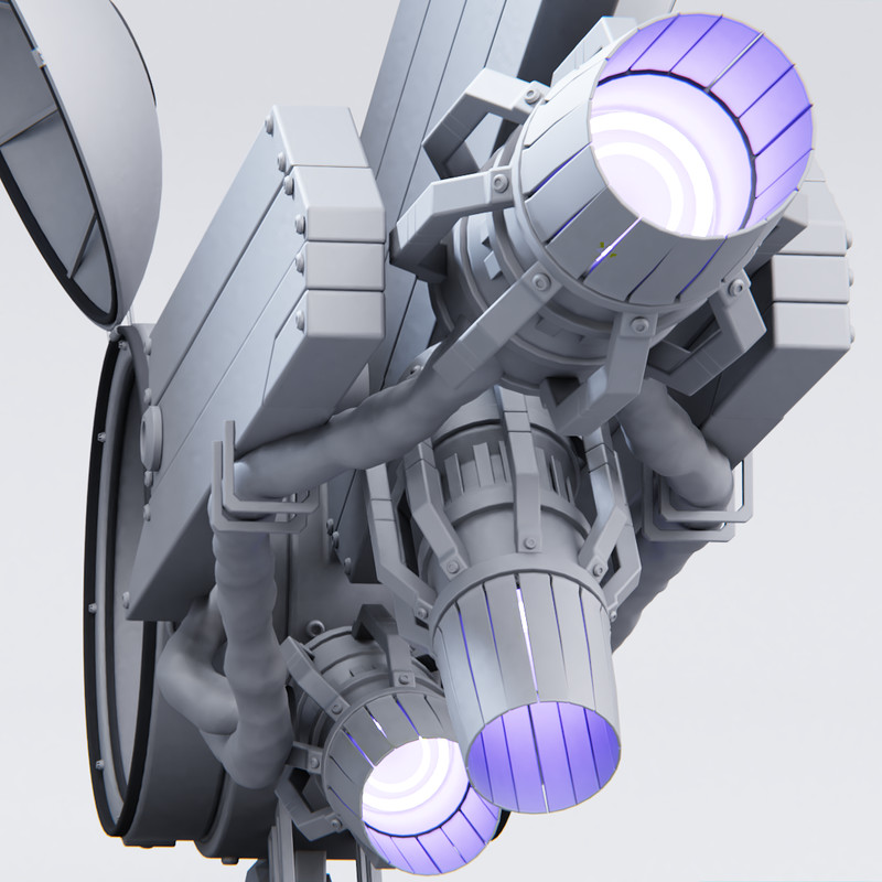 Contemporary Atmospheric Concept Craft
