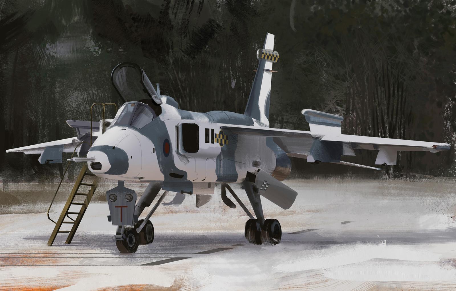 RAF Jaguar Study