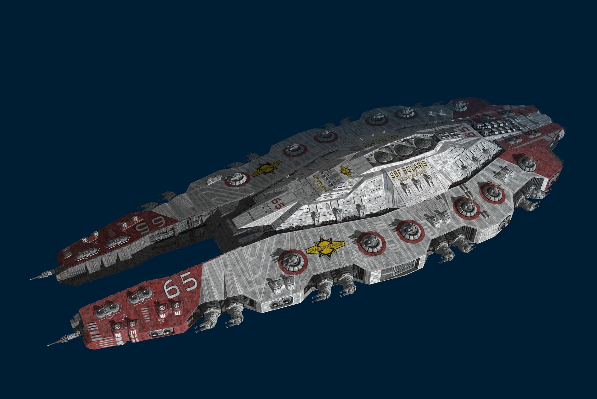Joachim sverd battlecruiser solaris42