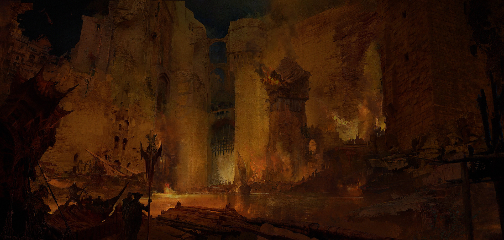 64fbce50 ArtStation - Inferno, Daniel Romanovsky